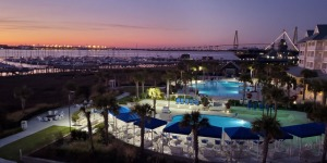 Beach-Club-Pools-at-Sunset-2